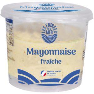 Mayonnaise fraîche, traiteur de la mer | Les Entrées de la Mer