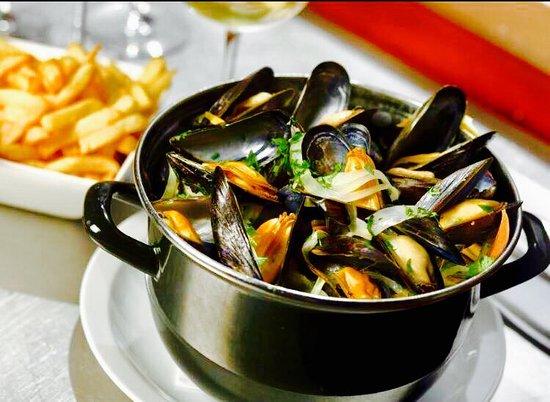 Plats cuisinés de la mer, traiteur de la mer | Les Entrées de la Mer